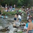 川遊び初体験1