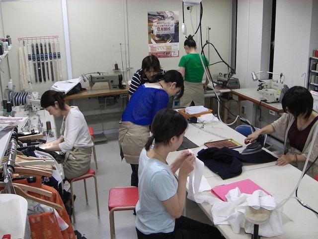 「縫工房」講座風景