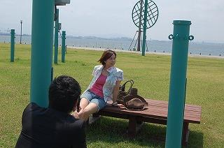 夏号撮影風景2