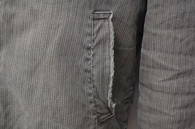 ポケット口破れ(before)