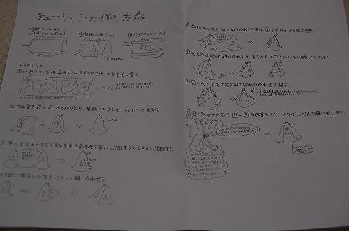 チューリップハットイメージ図